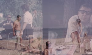 Sutcliffe's show consists of two video installations
