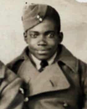 Alford Gardner during his RAF service in 1947