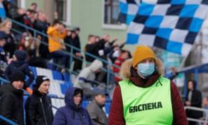 The Belarusian football league