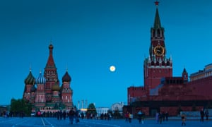 Dark times in Moscow in The Senility of Vladimir P
