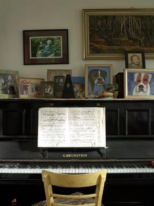 Michele's piano