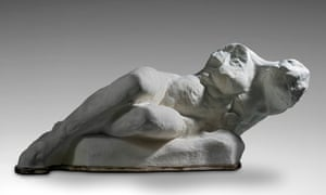 Ariadne, large version, 1905 by Rodin.