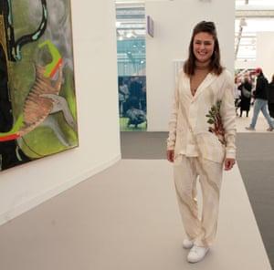 Victória Doyle Maia , 28, fashion marketing