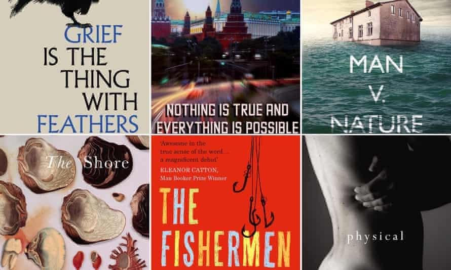 Guardian first book award 2015 shortlist.