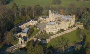 Home and away: Thurland Castle, Tunstall, Lincolnshire