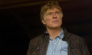 Robert Redford in a still from The Company You Keep, 2012.