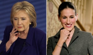 Hillary Clinton's issues with likability mirror the struggles of Sarah Jessica Parker's character in The Family Stone.
