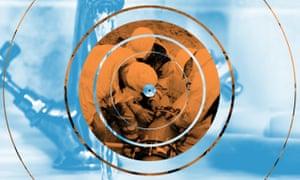Tap water and Scottish Water repairmen fix a burst pipe