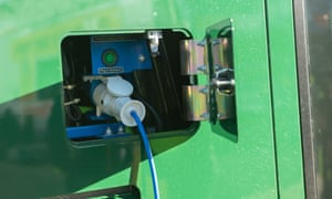 Plug-in for hydrogen power.