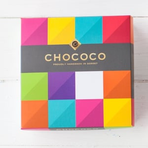Truffles, by post, every month, with Chococo