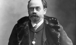 Emile Zola … when the prosecutor read from The Earth in court the jury begged him to stop.