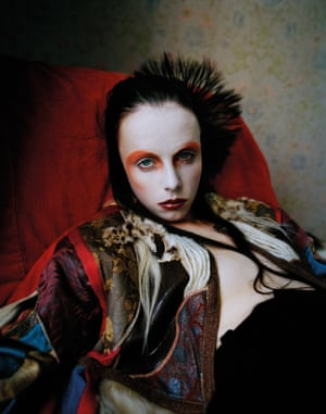 Edie Campbell for LOVE magazine, Fall/Winter 2014