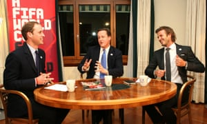 Prince William, David Cameron and David Beckham fronted England's thwarted bid to host the 2018 World Cup.