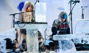 Ice Music Festival, Geilo, Norway