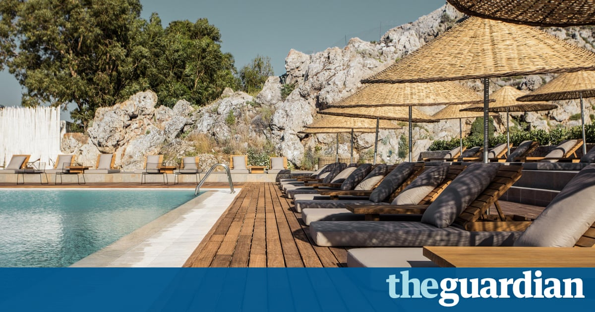 Thomas cook repackaged tour firm opens its first boutique for Boutique hotel 5 rhodes