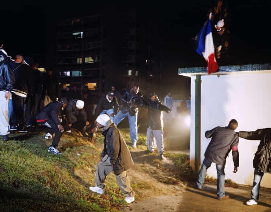 La République, 2006, part of the work awarded the 2020 Deutsche Börse photography foundation prize.