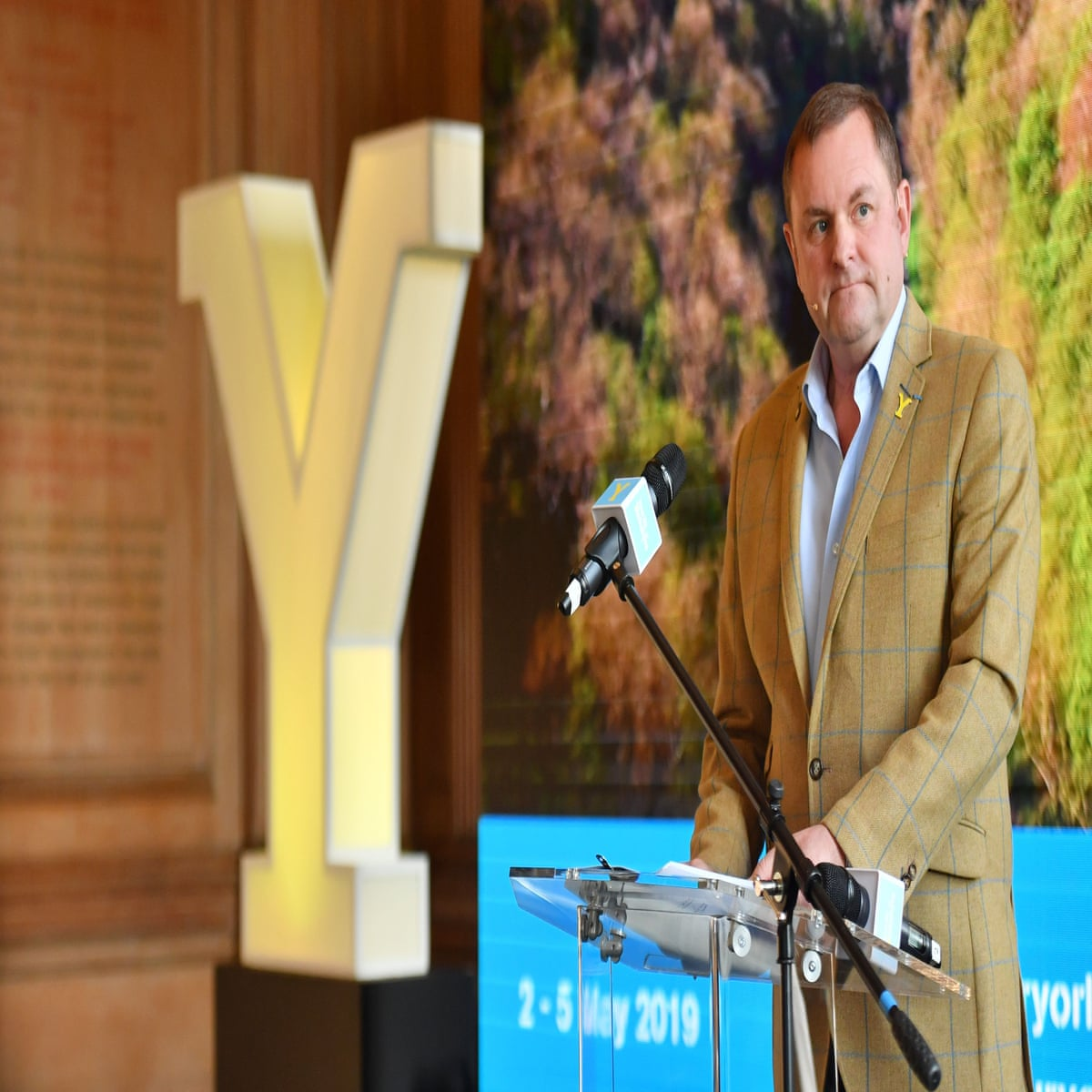 0d424a4155e Councils halt funds for Yorkshire tourism body in expenses row