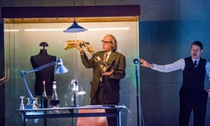 Vanished world in a glass cabinet … Beware of Pity by Complicite and Schaubühne Berlin