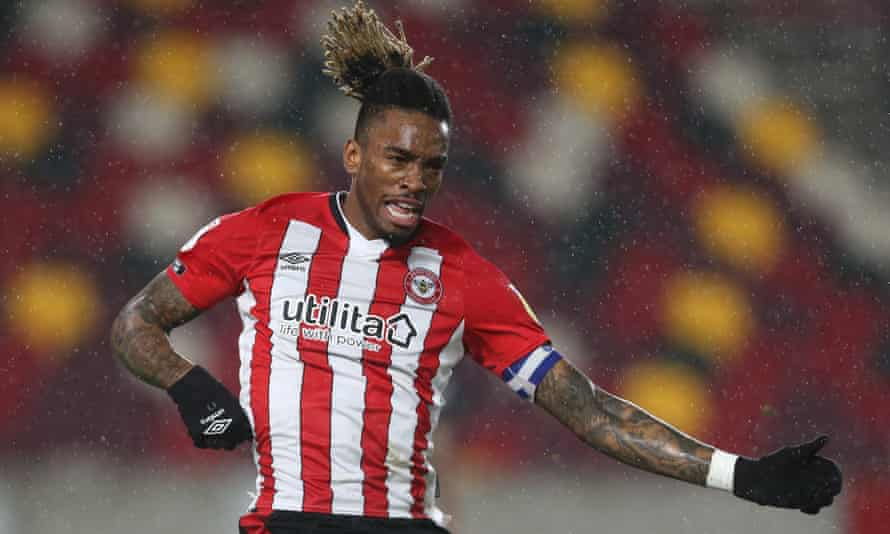 Ivan Toney is on a run of 16 goals in 18 games for Brentford.