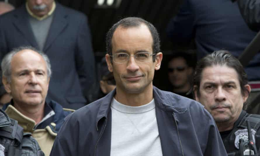 Brazilian construction mogul Marcelo Odebrecht devised a system of kickbacks that his company paid to senior executives at the state-run oil conglomerate Petrobras.