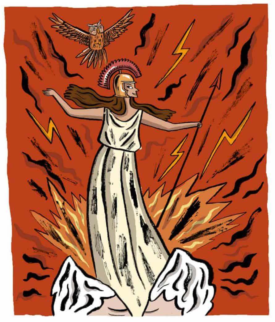 Athena Spreads 2-1-3