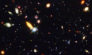 Space image from Hubble space Telescope. REUTERS/Robert Williams and the Hubble Deep Field Team (STScI) and NASA/Handout