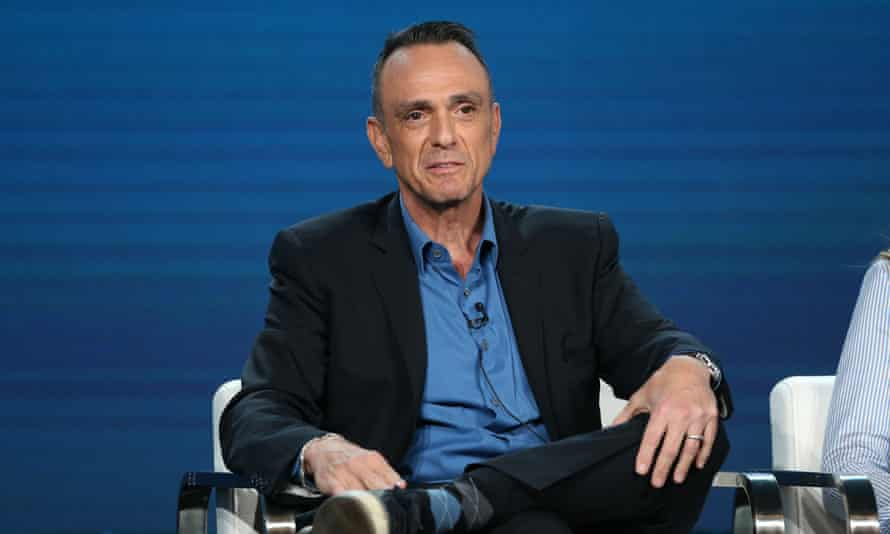 Hank Azaria in Los Angeles on 16 January 2020.