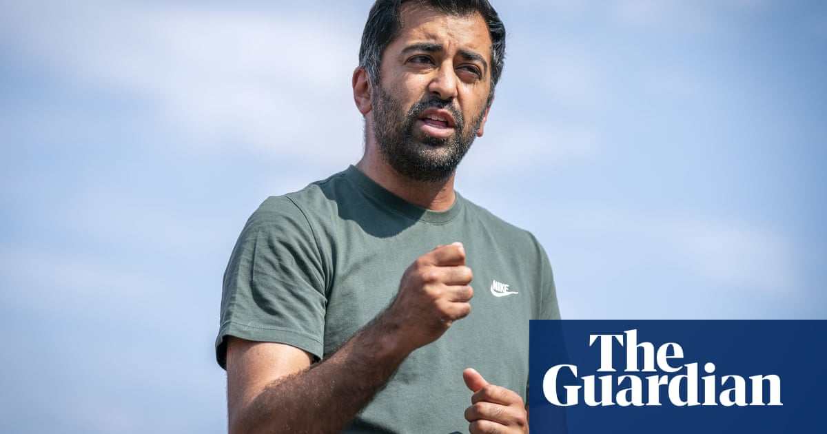 Humza Yousaf launches legal action against Dundee nursery 'discrimination'