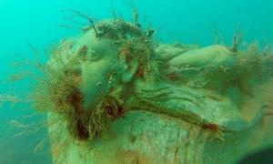 Siren, a sculpture by Giorgio Butini