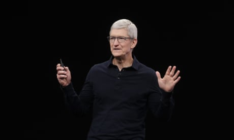 Tim Cook: 'If you've built a chaos factory, you can't dodge responsibility for the chaos'