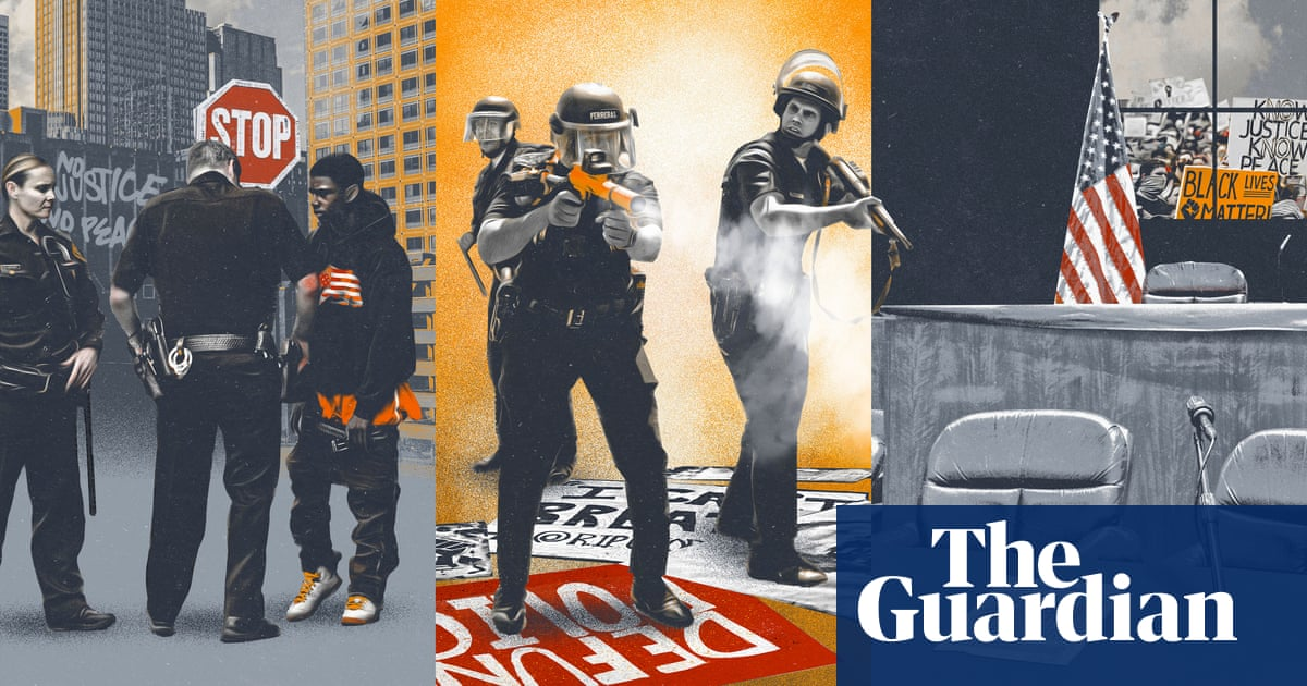 American uprising: three US cities cracked down on protesters – their histories tell us why