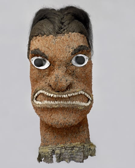 Feather god image (akua hulu manu), late 18th century, Hawaiian Islands