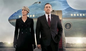 Wright has appeared in all 52 episodes of House of Cards. Both she and Spacey are executive directors of the series' fifth season.