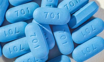 PrEP pills