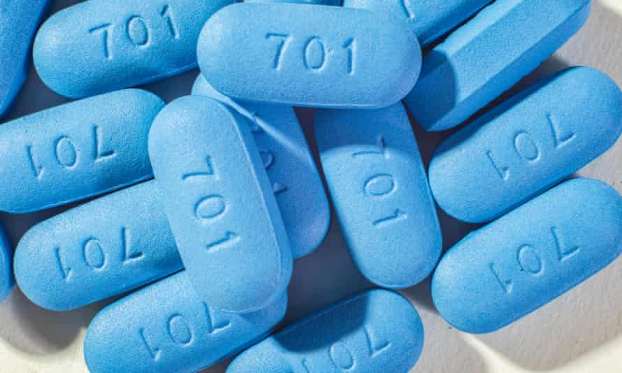Pills used for pre-exposure prophylaxis to prevent HIV