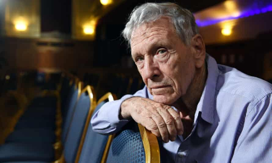 Amos Oz, pictured in 2016.