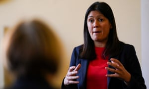 Lisa Nandy called for an end to 'parachutes' and 'stitch-ups'.