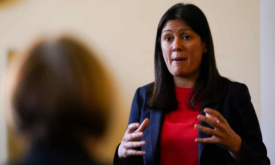 Lisa Nandy called antisemitism 'a crisis in the soul' of Labour.