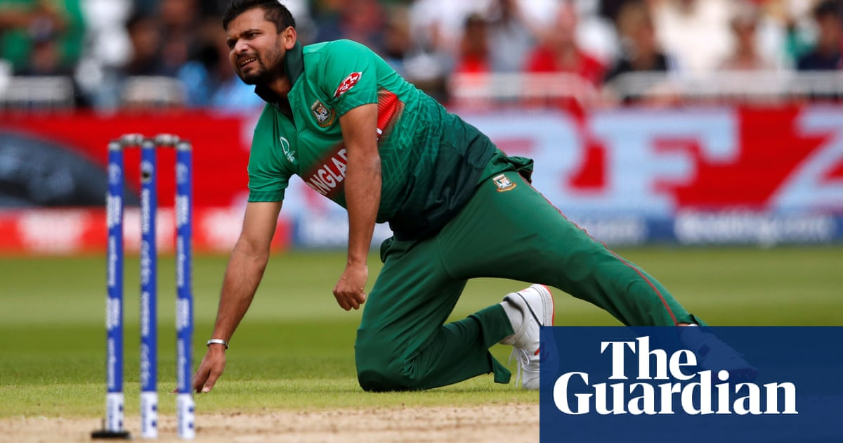 Bangladeshi doctor is sent to rural clinic 'for criticising cricketer'