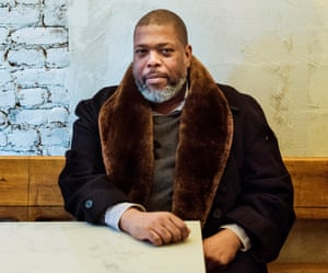 Hilton Als, Pulitzer prize winner, theatre critic for the New Yorker, and author of White Girls at Ciccio in Manhattan