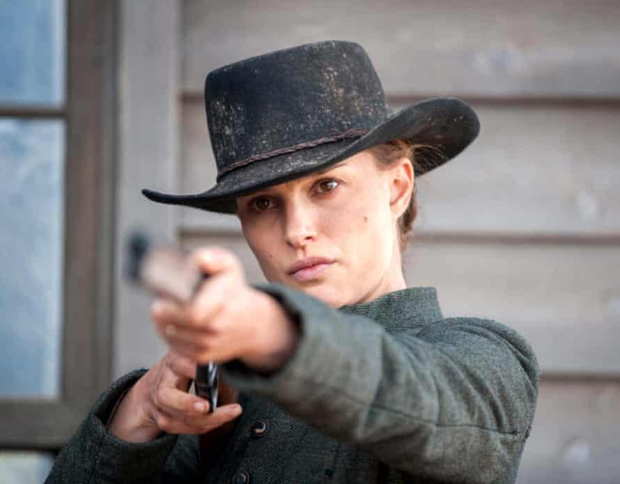 Wide of the mark … Jane Got a Gun, starring Natalie Portman