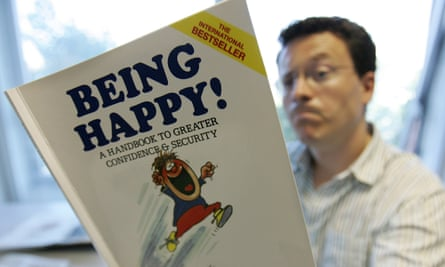 Lawrence Booth reading Being Happy