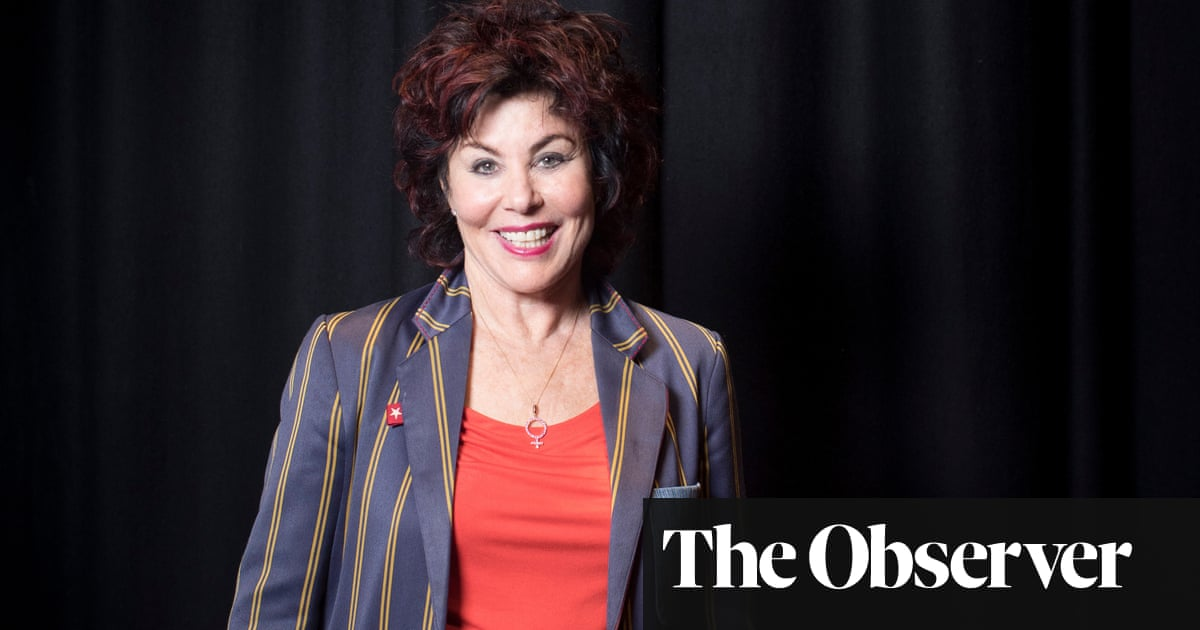 Sunday with Ruby Wax: 'I once learned how to cook potatoes, but I've forgotten now'