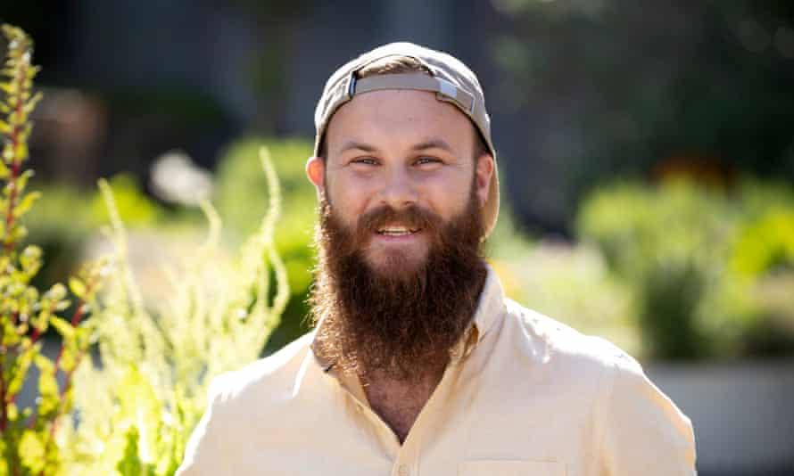 MasterChef contestant Brent Draper