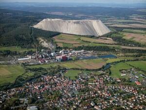 Potash – Heringen, Germany