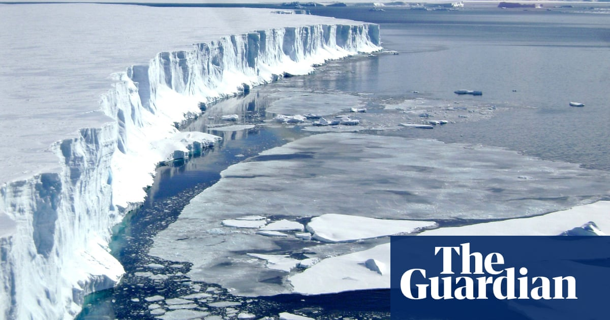 Global warming is melting Antarctic ice from below | John