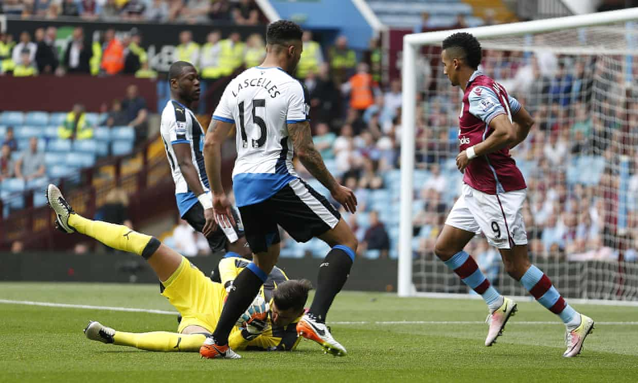 Video: Aston Villa vs Newcastle United