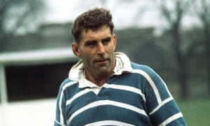 'No one will beat me by constant use of dubious tactics': Colin Meads in 1971.