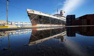 The nonprofit had sent a virtual SOS to supporters last month saying expenses had become unsustainable. It even retained a broker to explore selling the ship to a metals recycler