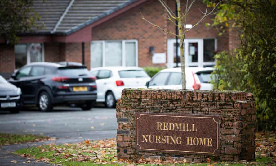HC-One's Redmill nursing home in East Whitburn, West Lothian